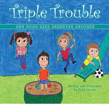 Triple Trouble Book